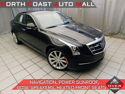 2017 Cadillac ATS Sedan Luxury AWD in Cleveland, Ohio