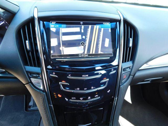 2017 Cadillac ATS Sedan Luxury RWD NAV, Sunroof, Black Alloys 27k in Dallas, Texas 75220