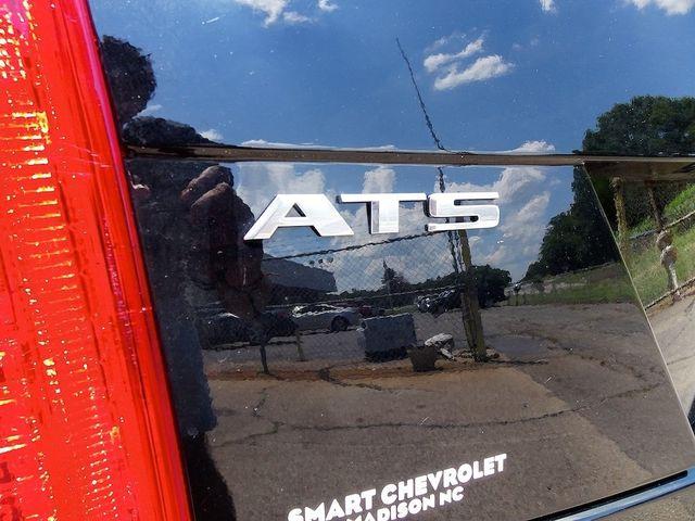 2017 Cadillac ATS Sedan RWD Madison, NC 11