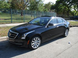 2017 Cadillac ATS Sedan AWD Miami, Florida