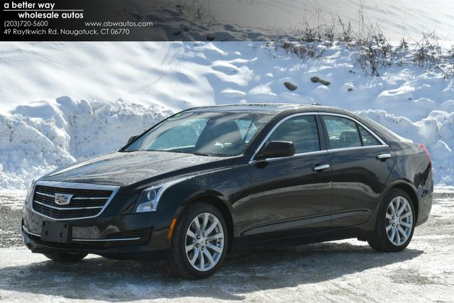2017 Cadillac ATS Sedan AWD Naugatuck, Connecticut