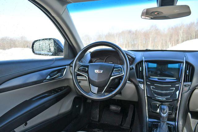 2017 Cadillac ATS Sedan AWD Naugatuck, Connecticut 17