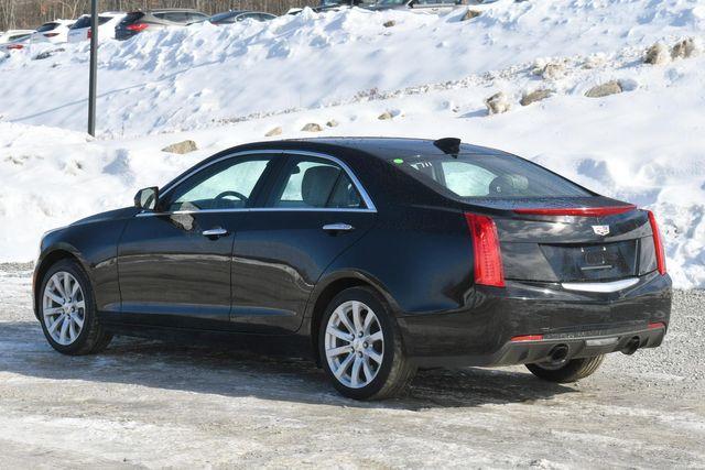 2017 Cadillac ATS Sedan AWD Naugatuck, Connecticut 4
