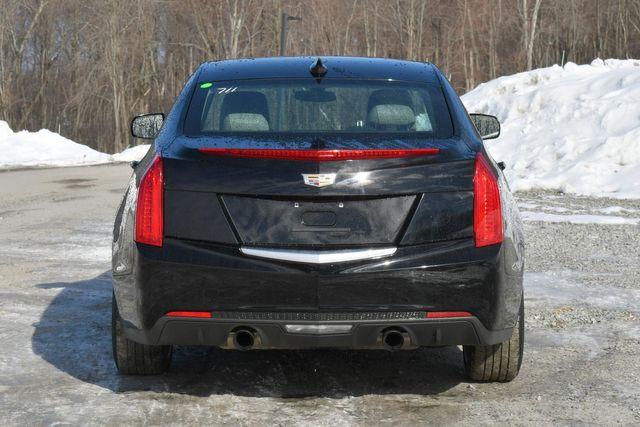2017 Cadillac ATS Sedan AWD Naugatuck, Connecticut 5