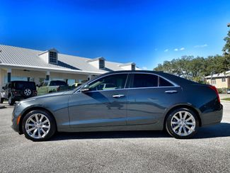 2017 Cadillac ATS Sedan LUXURY MOONROOF CARFAX CERT 1 OWNER LEATHER  Plant City Florida  Bayshore Automotive   in Plant City, Florida