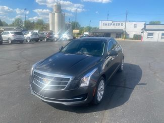 2017 Cadillac ATS Sedan AWD in Richmond, MI 48062