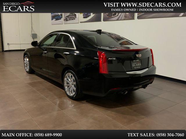 2017 Cadillac ATS Sedan Luxury RWD in San Diego, CA 92126
