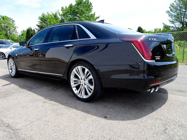 2017 Cadillac CT6 Platinum AWD Madison, NC 4