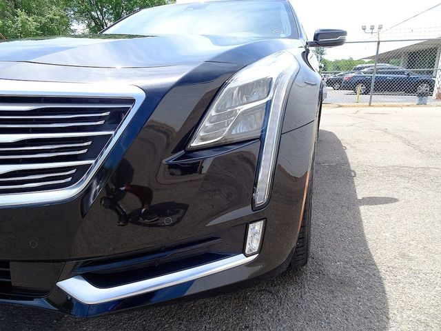2017 Cadillac CT6 Platinum AWD Madison, NC 9