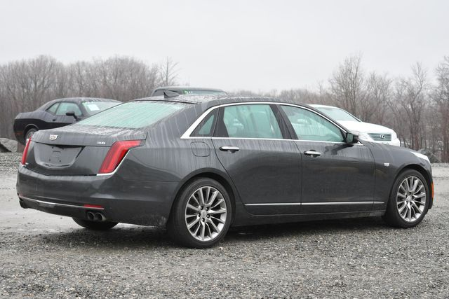 2017 Cadillac CT6 Premium Luxury AWD Naugatuck, Connecticut 4