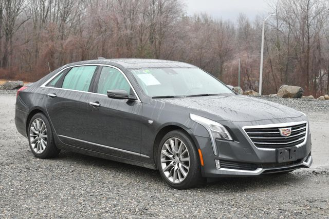 2017 Cadillac CT6 Premium Luxury AWD Naugatuck, Connecticut 6