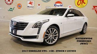 2017 Cadillac CT6 Sedan Premium Luxury AWD HUD,ULTRA ROOF,360 CAM,16K in Carrollton, TX 75006