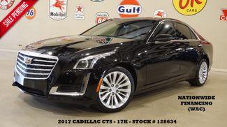 2017 Cadillac CTS Sedan Premium Luxury AWD HUD,ULTRA ROOF,360 CAM,17K in Carrollton TX, 75006