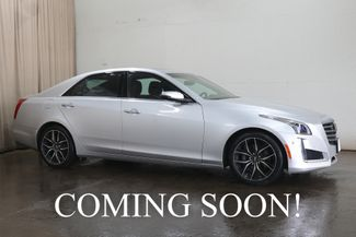 2017 Cadillac CTS 3.6 Premium Luxury AWD Sedan w/Navigation, in Eau Claire, Wisconsin