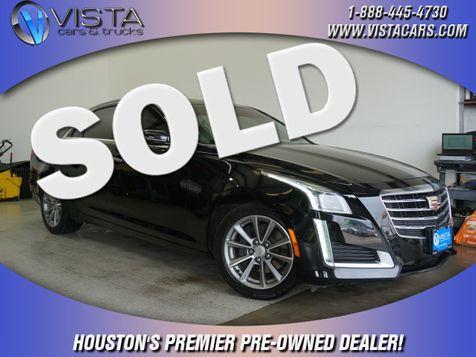 2017 Cadillac CTS Sedan Luxury AWD in Houston, Texas
