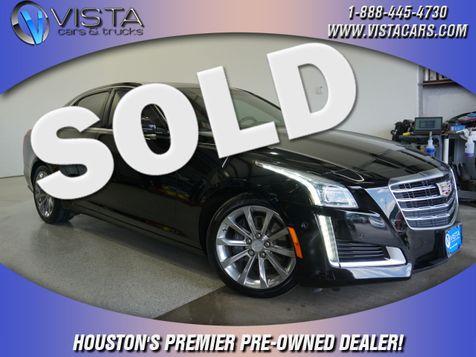 2017 Cadillac CTS Sedan Premium Luxury RWD in Houston, Texas