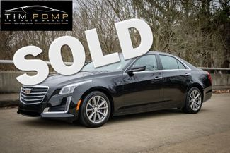 2017 Cadillac CTS Sedan Luxury RWD | Memphis, Tennessee | Tim Pomp - The Auto Broker in  Tennessee