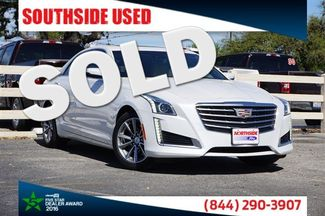 2017 Cadillac CTS Sedan Luxury RWD | San Antonio, TX | Southside Used in San Antonio TX