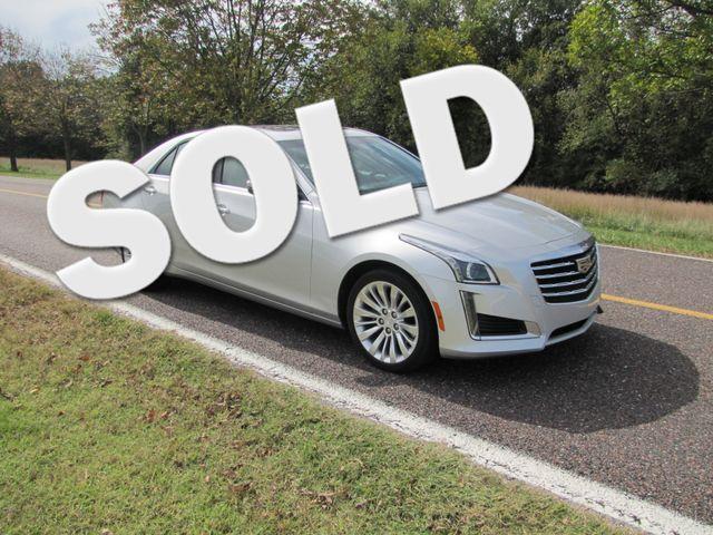 2017 Cadillac CTS Sedan Luxury AWD St. Louis, Missouri