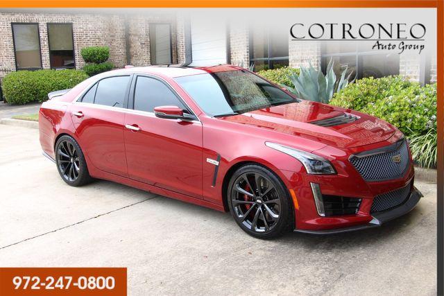 2017 Cadillac CTS-V in Addison, TX 75001