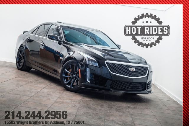 2017 Cadillac CTS-V With Upgrades