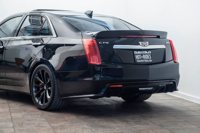2017 Cadillac CTS-V With Upgrades in Addison, TX 75001