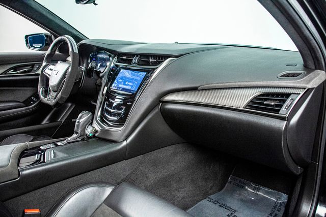 2017 Cadillac CTS-V With Many Upgrades in Addison, TX 75001