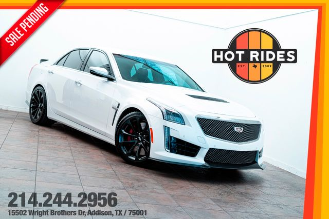 2017 Cadillac CTS-V Carbon Package