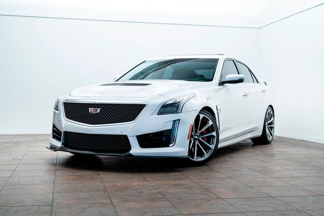 2017 Cadillac CTS-V Carbon Package in Addison, TX 75001