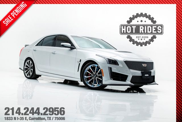 2017 Cadillac CTS-V W/ Carbon Package
