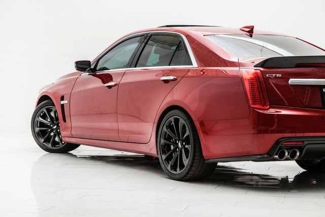 2017 Cadillac CTS-V Carbon Black Package in Carrollton, TX 75006
