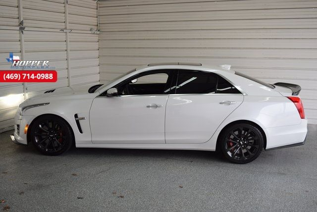 2017 Cadillac CTS-V Base Carbon HPA in McKinney Texas, 75070