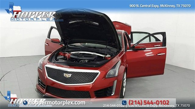 2017 Cadillac CTS-V Base in McKinney Texas, 75070