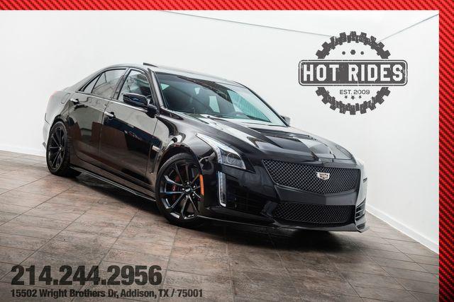 2017 Cadillac CTS-V Sedan in Addison, TX 75001