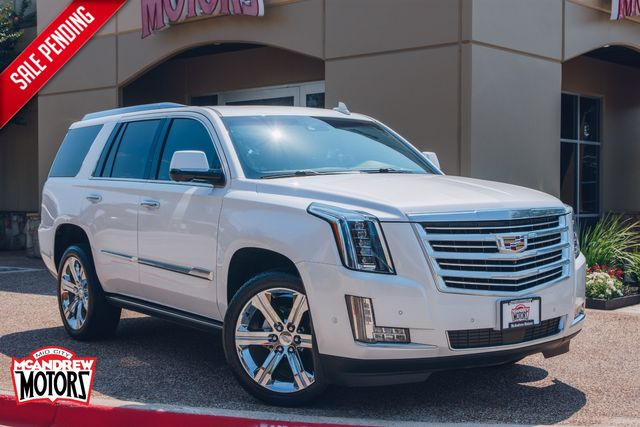 2017 Cadillac Escalade Platinum 4x4
