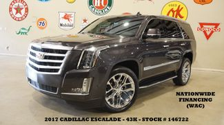2017 Cadillac Escalade Premium Luxury HUD,ROOF,NAV,360 CAM,REAR DVD,43K in Carrollton, TX 75006