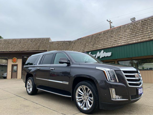 2017 Cadillac Escalade ESV Premium Luxury in Dickinson, ND 58601