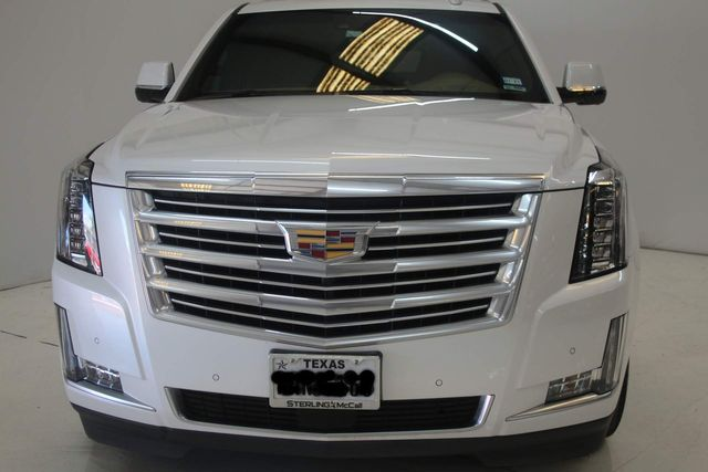 2017 Cadillac Escalade ESV Platinum Houston, Texas 1