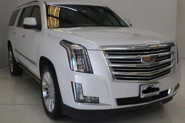 2017 Cadillac Escalade ESV Platinum Houston, Texas 2