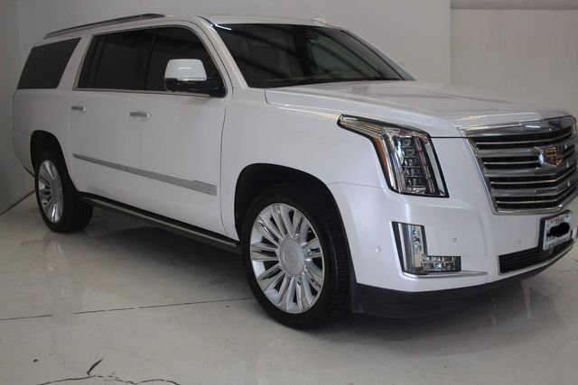 2017 Cadillac Escalade ESV Platinum Houston, Texas 3