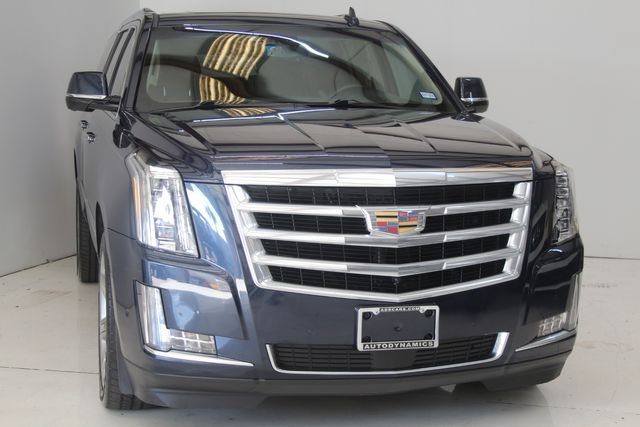 2017 Cadillac Escalade ESV Premium Luxury Houston, Texas 2
