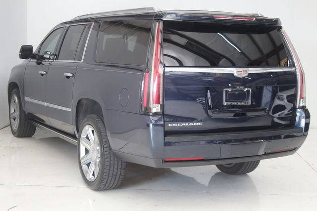 2017 Cadillac Escalade ESV Premium Luxury Houston, Texas 12