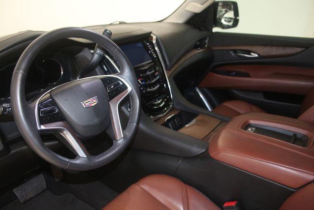 2017 Cadillac Escalade ESV Premium Luxury Houston, Texas 21