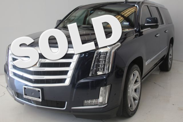 2017 Cadillac Escalade ESV Premium Luxury Houston, Texas 0