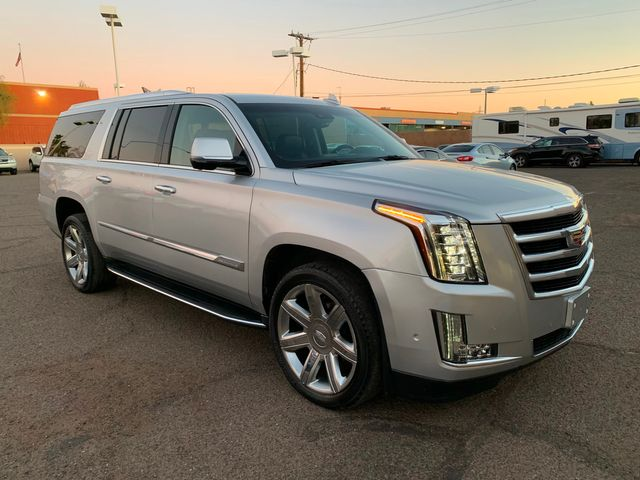2017 Cadillac Escalade ESV Luxury 6 YEAR/70,000 MILE FACTORY POWERTRAIN WARRANTY Mesa, Arizona 6