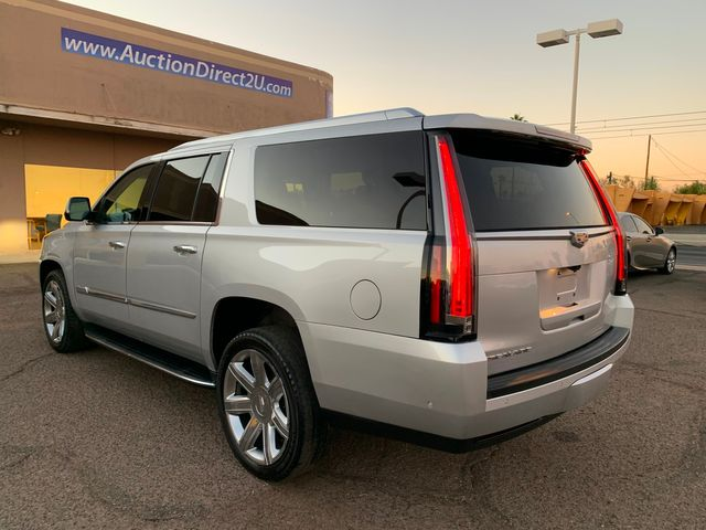 2017 Cadillac Escalade ESV Luxury 6 YEAR/70,000 MILE FACTORY POWERTRAIN WARRANTY Mesa, Arizona 2