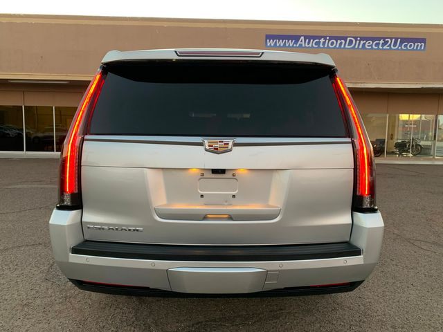 2017 Cadillac Escalade ESV Luxury 6 YEAR/70,000 MILE FACTORY POWERTRAIN WARRANTY Mesa, Arizona 3