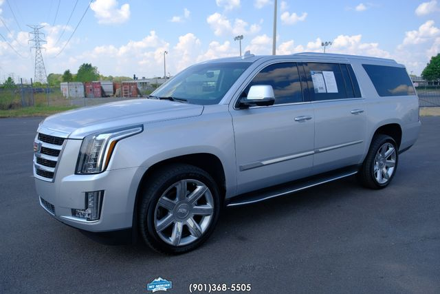 2017 Cadillac Escalade Esv Luxury In Memphis Tennessee 38115