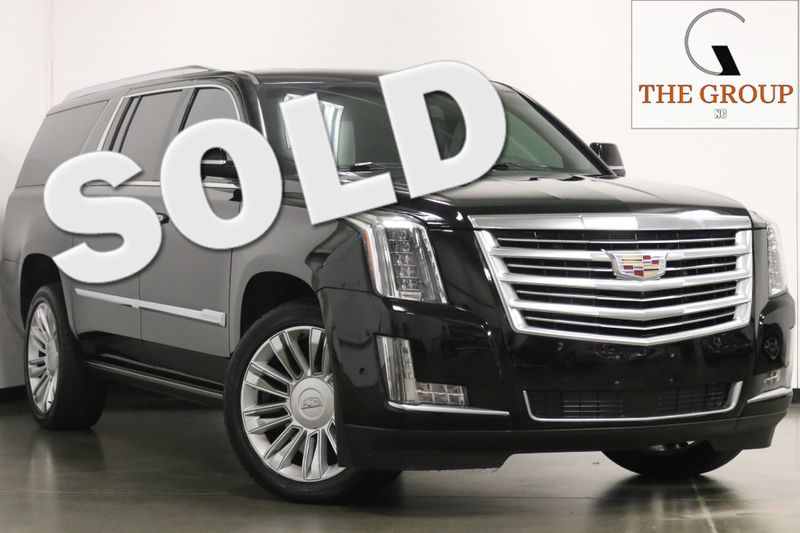 2017 Cadillac Escalade ESV Platinum    city NC  The Group NC  in Mooresville, NC