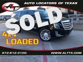 2017 Cadillac Escalade ESV Platinum | Plano, TX | Consign My Vehicle in  TX
